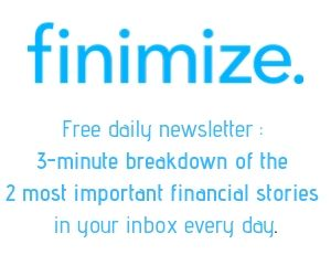 Finimize Sign-up